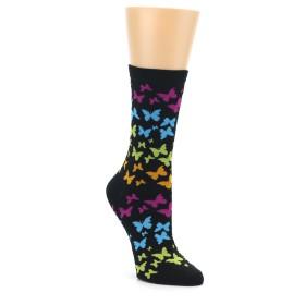 Novelty Women's Butterfly Socks