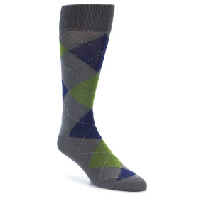 20154-gray-blue-green-argyle-mens-dress-sock-vannucci01