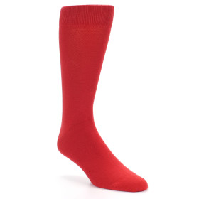 21495-red-solid-color-men's-dress-socks-boldsocks01