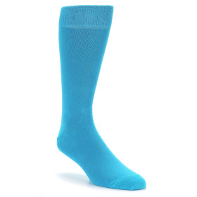 21499-malibu-blue-solid-color-men's-dress-socks-boldsocks01