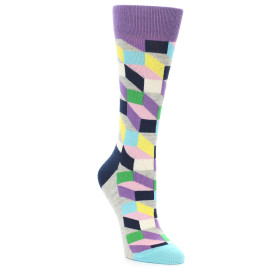 21879-Multi-Color-Optical-Women's-Dress-Socks-Happy-Socks01