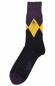 3306145-penguin-puple-yellow-navy-argyle