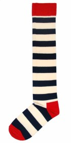4316975-hs-womens-navy-cream-red-stripe-knee-high