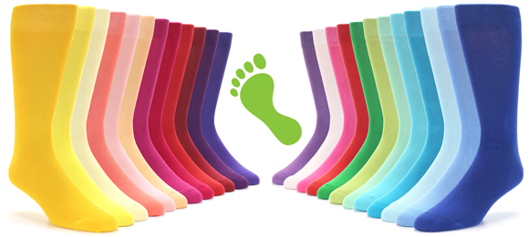boldSOCKS Solid Color Socks Wholesale Opportunities