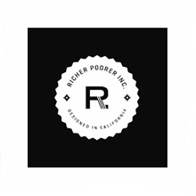 Richer Poorer Socks Logo