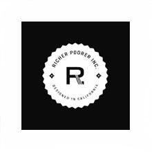 Richer Poorer Socks Logo