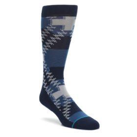 Navy-Gray-Mustang-Mens-Casual-Socks-STANCE