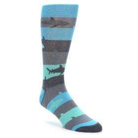 Men's Novelty Shark Socks