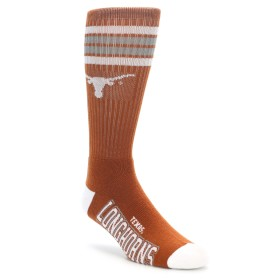 NCAA College Texas Longhorns Socks
