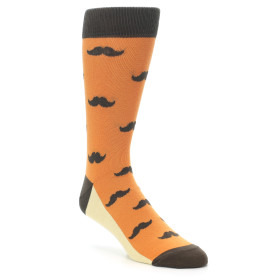 Moustache or Mustache Socks for Men.