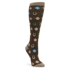 Good Luck Charm Novelty Socks