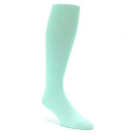 Mint Over the Calf Dress Socks for Men