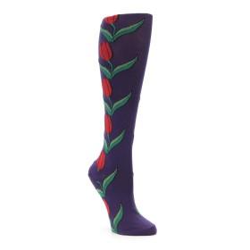 Women's Tulip Flower Socks