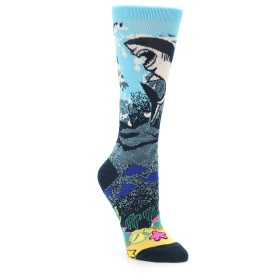 Women's Shark Week Charitable Socks