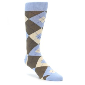 22658-Light-Blue-Brown-Mens-Dress-Socks-Statement-Sockwear01