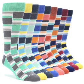 Statement Sockwear Stacked Collection