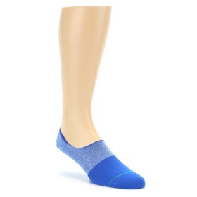 STANCE Spectrum Super Blue No Show Socks