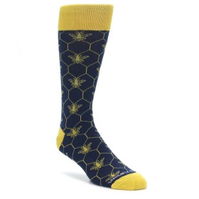 Honey Bee Men's Socks