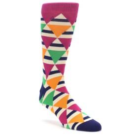 Ballonet Men' Circus Socks