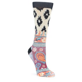 STANCE Women's Back East Paisley Socks