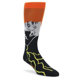 Frankenstein Halloween Socks for Men