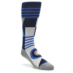 STANCE AIRGUN Men' Socks in Blue