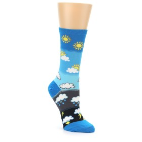 Women's Weather Forecast Socks