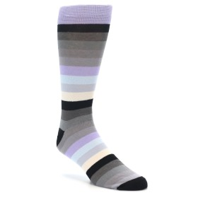 Extra Large Stripe Dress Socks
