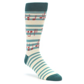 Men's Music Note Socks