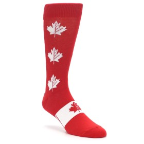 Canada Flag Socks for Men