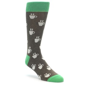 Men's Coffee Cup Socks