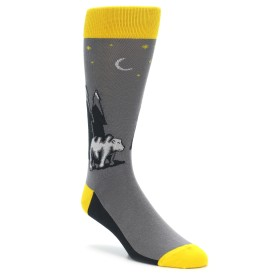 Men's Polar Bear Socks
