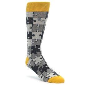 Puzzle Piece Socks for Men