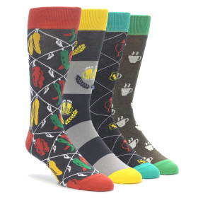 boldSOCKS Foodie Sock Collection