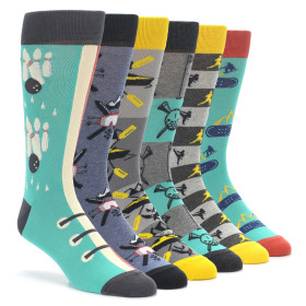 Novelty Sport Sock Collection