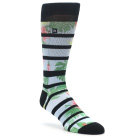 Richer Poorer Tropical Socks Hibiscus Athletic