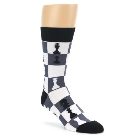Checkmate Chess Socks for Men