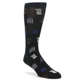 Lawyer Socks by K Bell