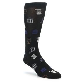 Lawyer Socks by K Bell