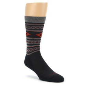 Darn Tough Santa Fe Charcoal Socks