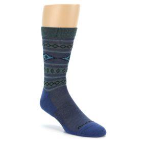 Darn Tough Santa Fe Denim Socks for Men