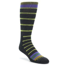 Darn Tough Via Ferrata Charcoal Boot Socks