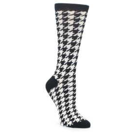 Houndstooth Socks for Women