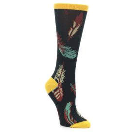 Women's Feather Socks