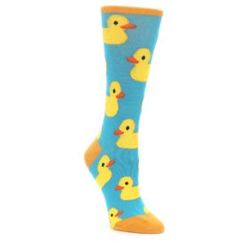 Rubber Ducky Women's Socks