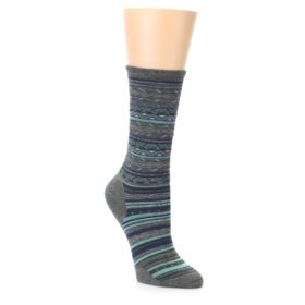 Smartwool Women's Ethno Graphic Taupe Socks