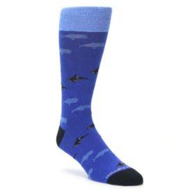 Men's Whale Socks