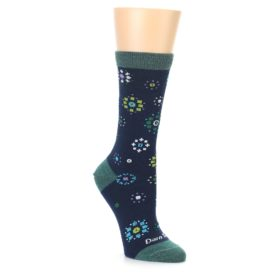 Darn Tough Women's Denim Burst Socks