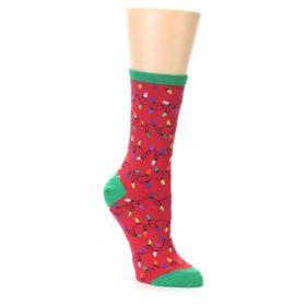 Women's Christmas Light Socks