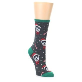 Women's Christmas Dog Socks